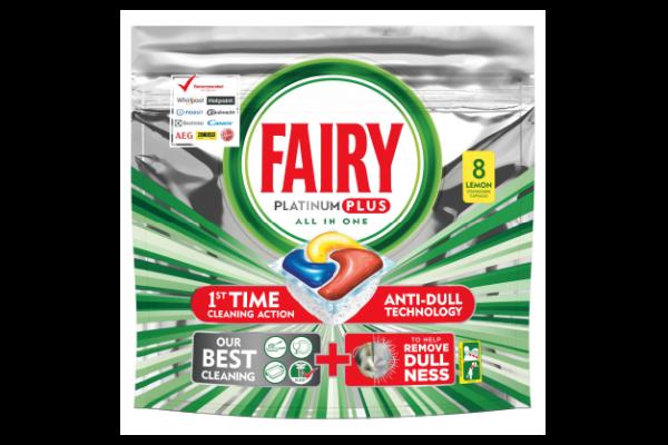 FREE Fairy Platinum Plus Sample Pack