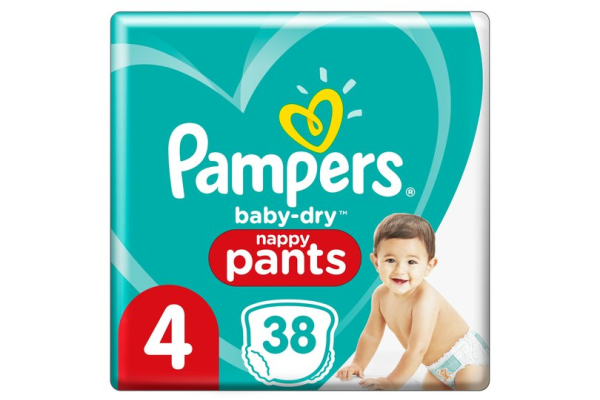 FREE Pampers Nappy Pants