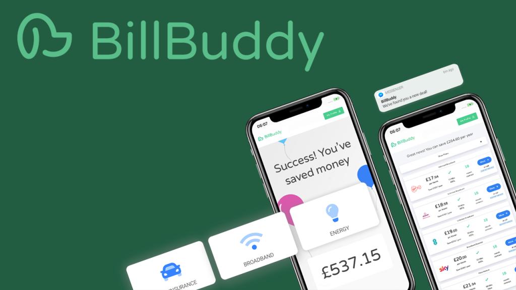 Save Money on your Energy Bills with BillBuddy