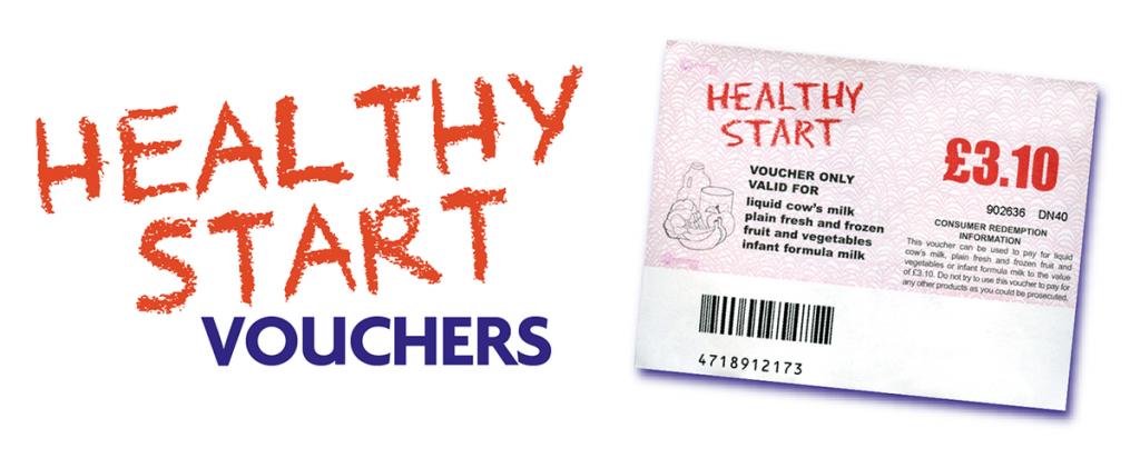 NHS Healthy Start Vouchers