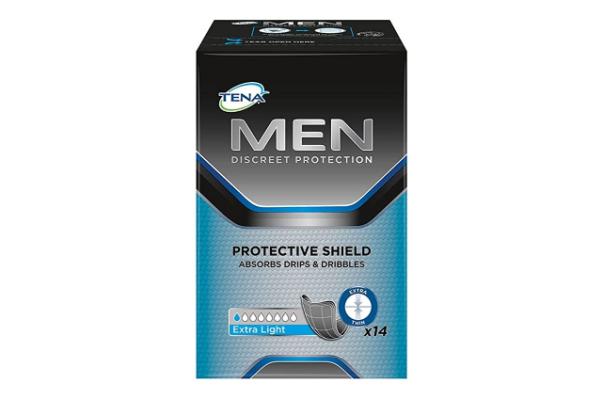 FREE Sample Of TENA Men Protective Shield