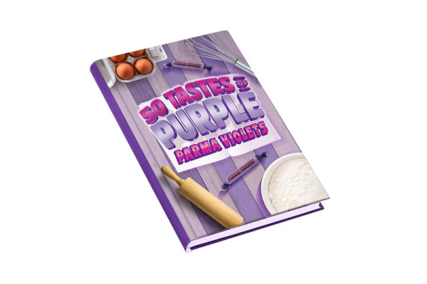 FREE Parma Violet Cookbook From Swizzles