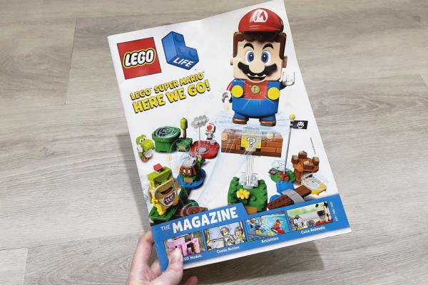 FREE LEGO Life Magazine For Children
