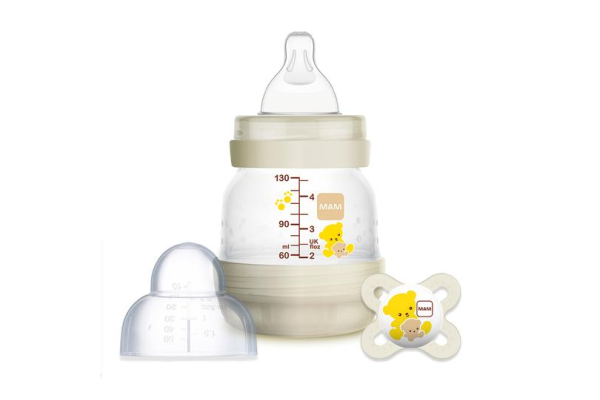 FREE MAM Easy Start Bottle & Soother Set RRP £9.99 (Just Pay Postage)
