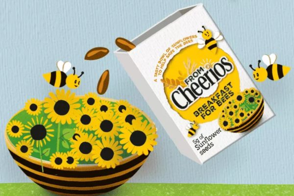 FREE Sunflower Seeds From Cheerios