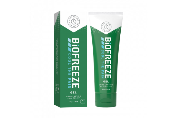 FREE Biofreeze Gel Samples (for Pain Relief)