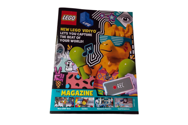 FREE LEGO Life Magazine For Children