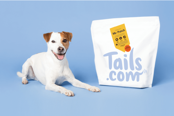 FREE One Month Supply Of Tailored Made Dog Food (Worth Up To £54)