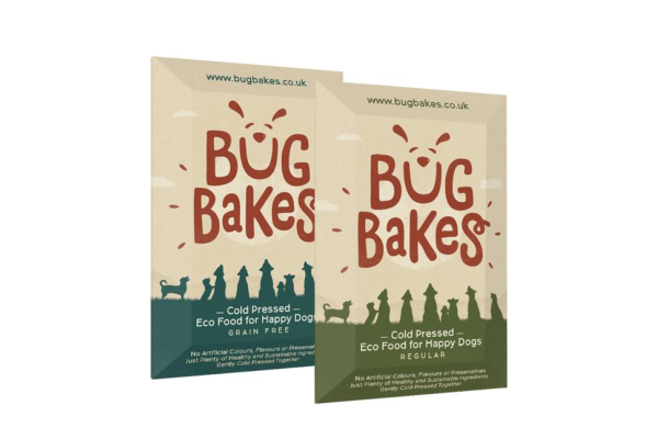 FREE Bug Bakes Dog Food (Just Pay £1.95 P&P)