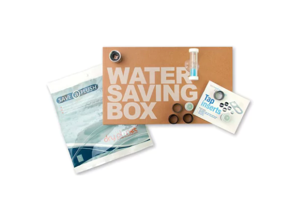 FREE Water Saving Box