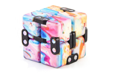 FREE Infinity Fidget Cube Toy (Just Pay P&P)